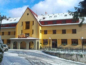 Mountain hotel EXCELSIOR